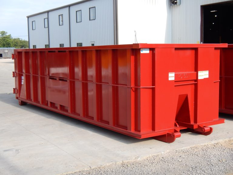 Trash & Scrap Containers